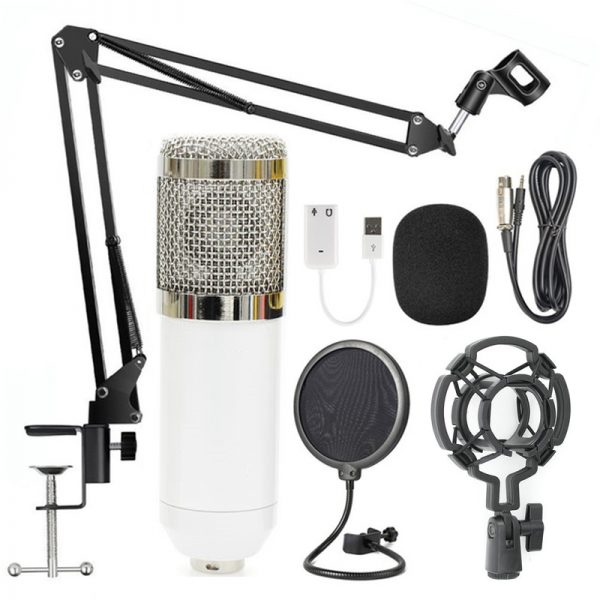 Net microphone stand set