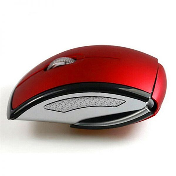 Wireless foldable mouse